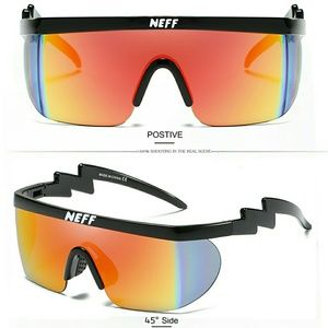 719ef9df85b3a Accessories - Neff Brodie  Riff Raff  UV 400 Sunglasses C03